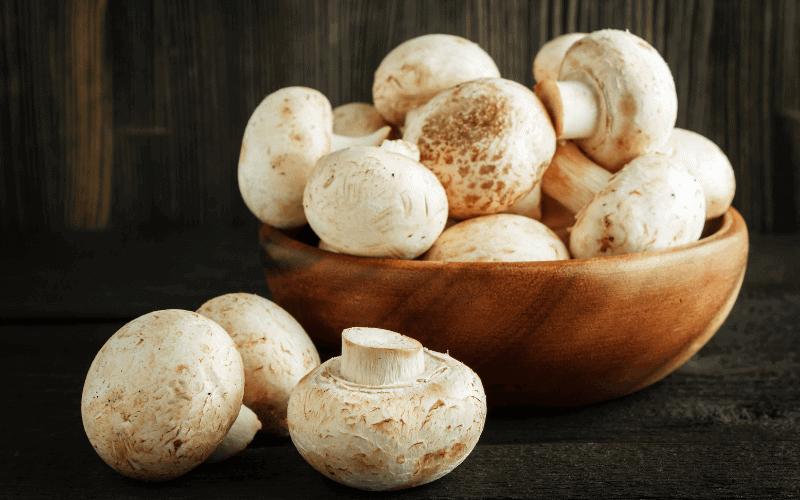 Crimini Mushrooms
