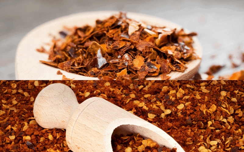 Difference Between Red Pepper Flakes and Chili Flakes