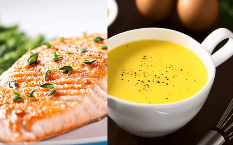Does Hollandaise Sauce Go With Salmon