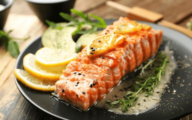 How Do I Use Thyme On Salmon