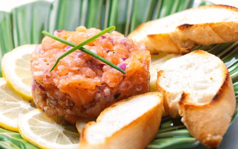 How To Use Tartar Sauce On Salmon