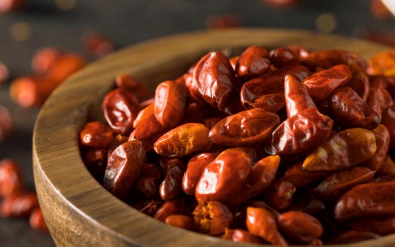 Pequin Chili Pepper