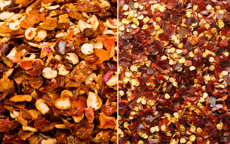 Red Pepper Flakes Vs Chili Flakes