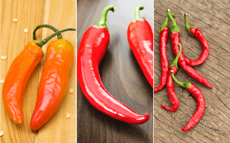 Substitutes For Red Chili Pepper