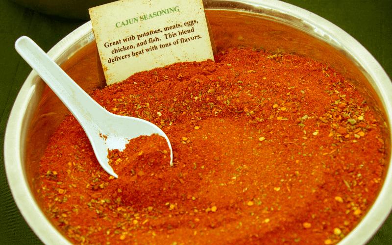 Substitutes for Cajun Seasoning