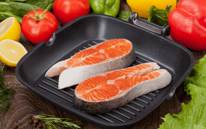 How To Make Salmon Fillet With Herbs