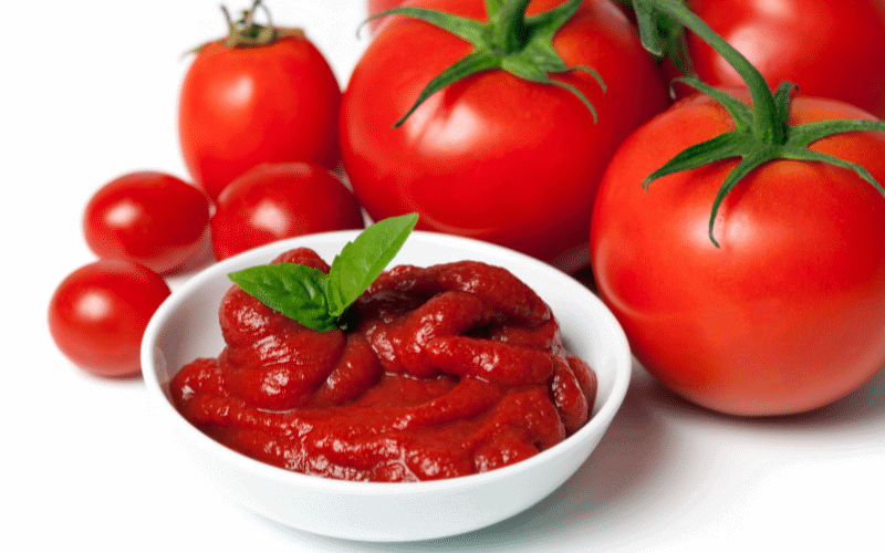 How To Make Tomato Puree From Tomato Sauce