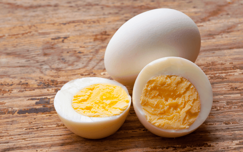 Is It Safe To Eat Overcooked Hard-Boiled Eggs