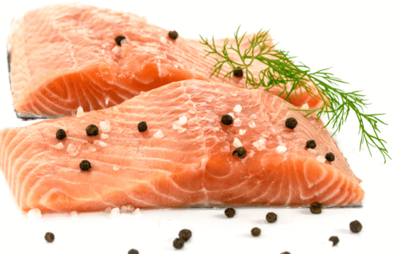 What Herbs Go With Salmon Fillets
