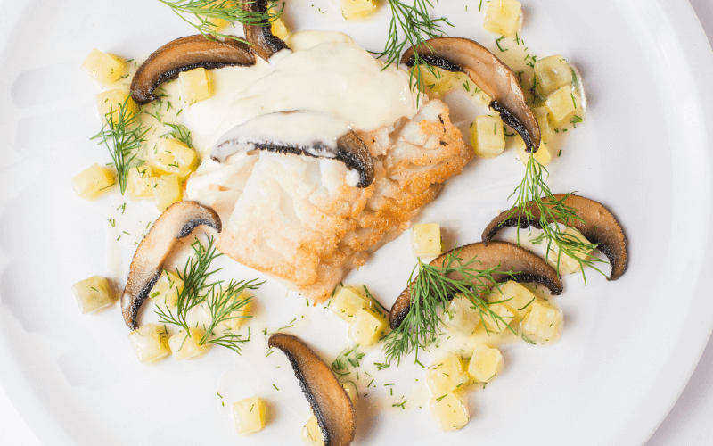 Does Dill Go With Mushrooms