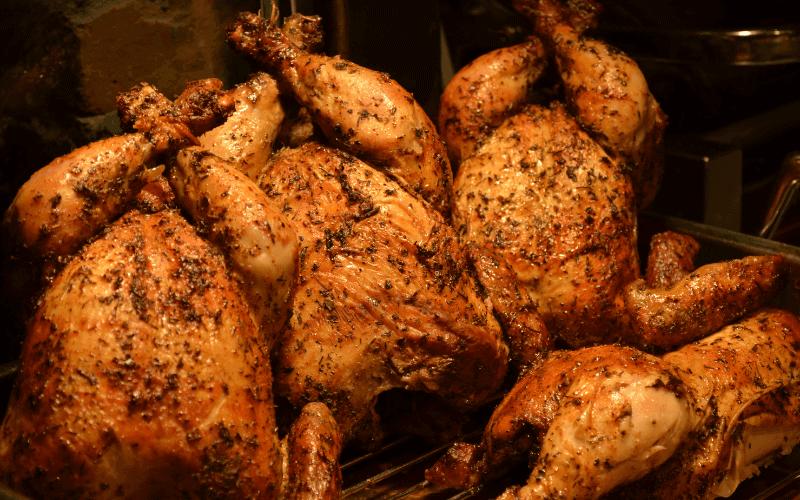 Herbs That Go With Roast Chicken