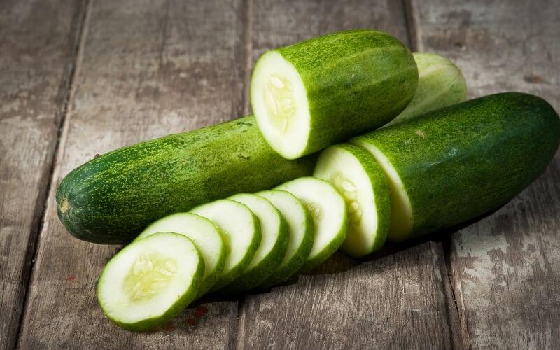 How To Freeze Cucumbers For Smoothies