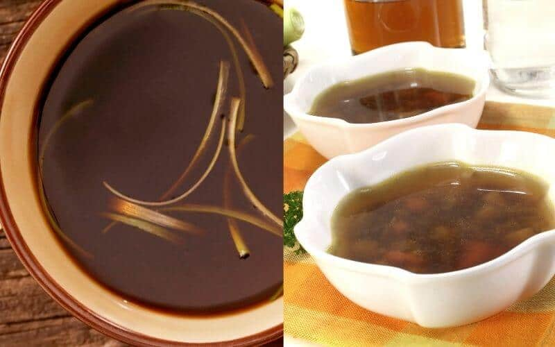 Beef Consomme Vs Au Jus