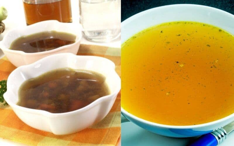 Can I Use Beef Consomme Instead Of Beef Broth