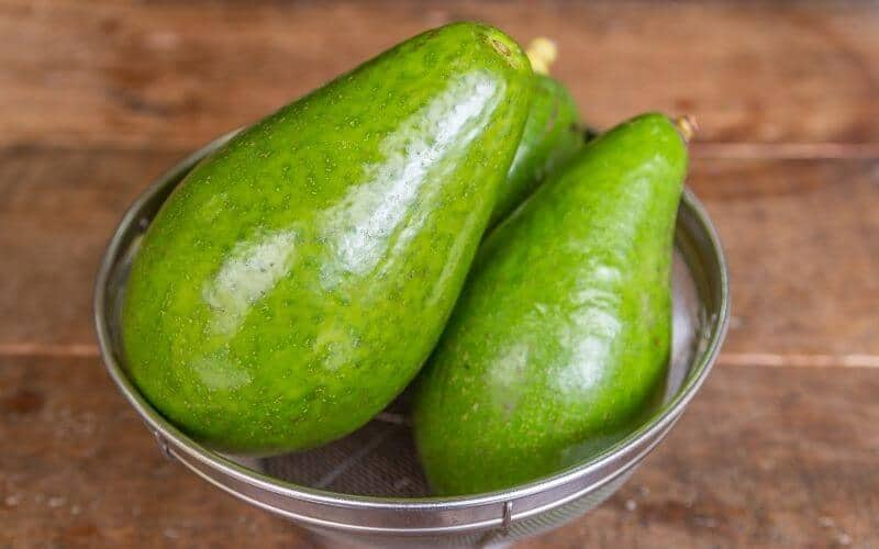 Can You Store Unripe Avocados In The Fridge