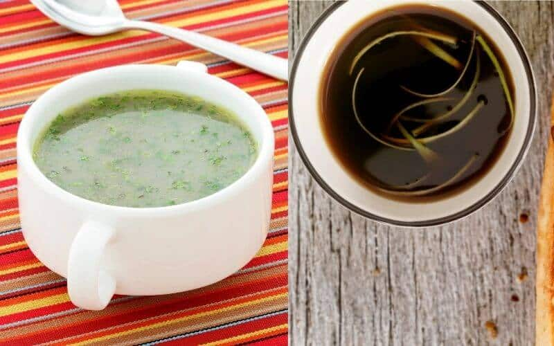Differences Between Beef Consomme and Au Jus
