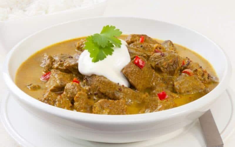 Madras Curry Paste Substitutes
