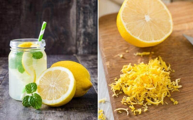 Should You Buy The Lemon Zest or Lemon Juice