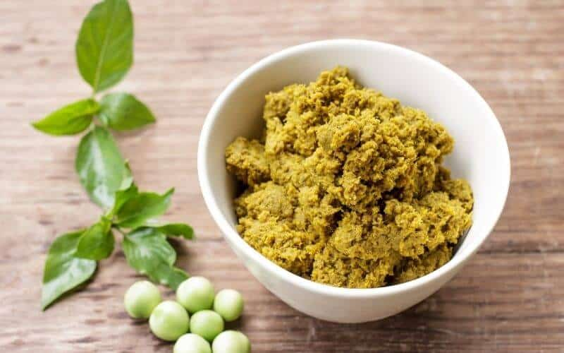 Substitutes For Green Curry Paste