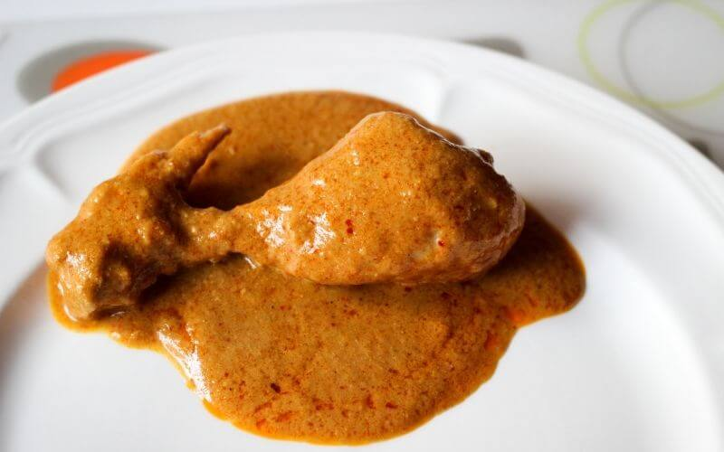 What is Korma Curry Made Of
