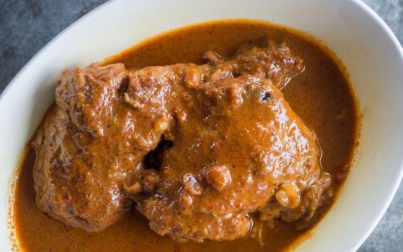 What is Massaman Curry Paste