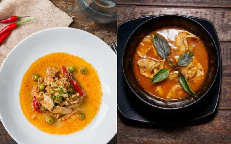 How Does Panang Curry Differ From Massaman Curry