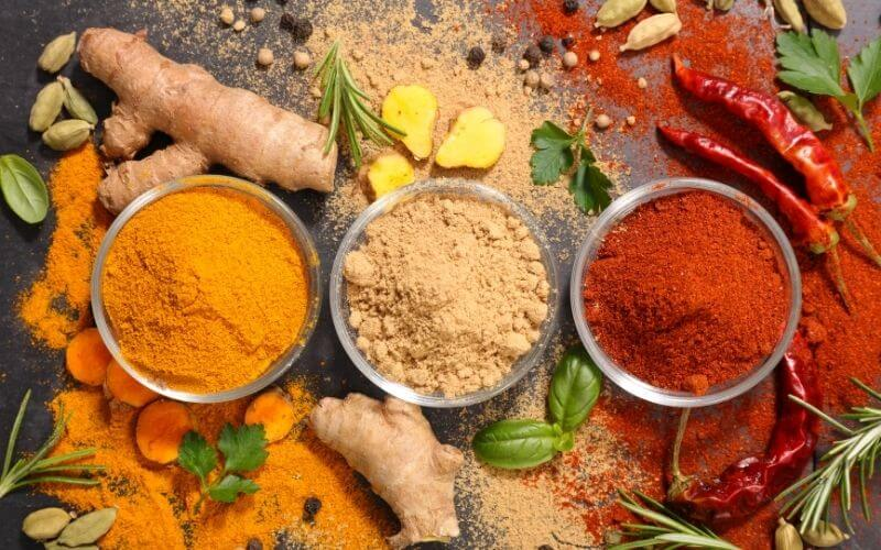 How To Make a Mild Homemade Curry Paste