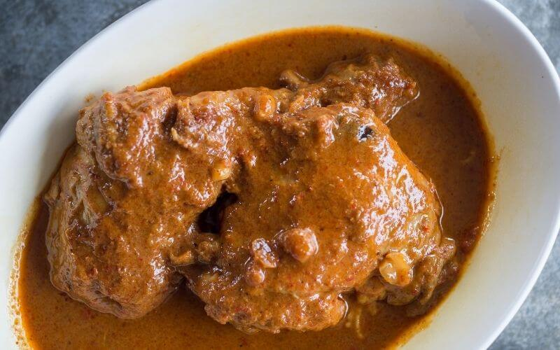 Panang Curry Vs Massaman Curry